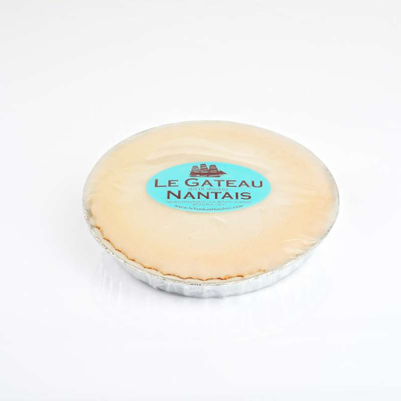 Gâteau Nantais 6 pers, Le Fondant Baulois (1 pièce, 400 g)
