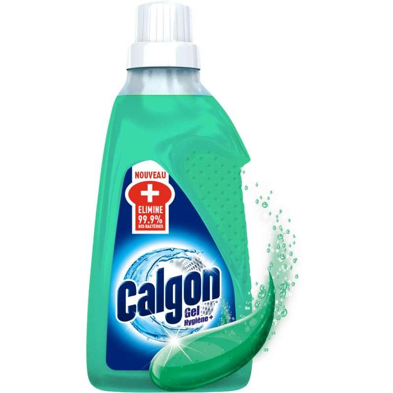 Gel anti-calcaire hygiène plus, Calgon (750 ml)