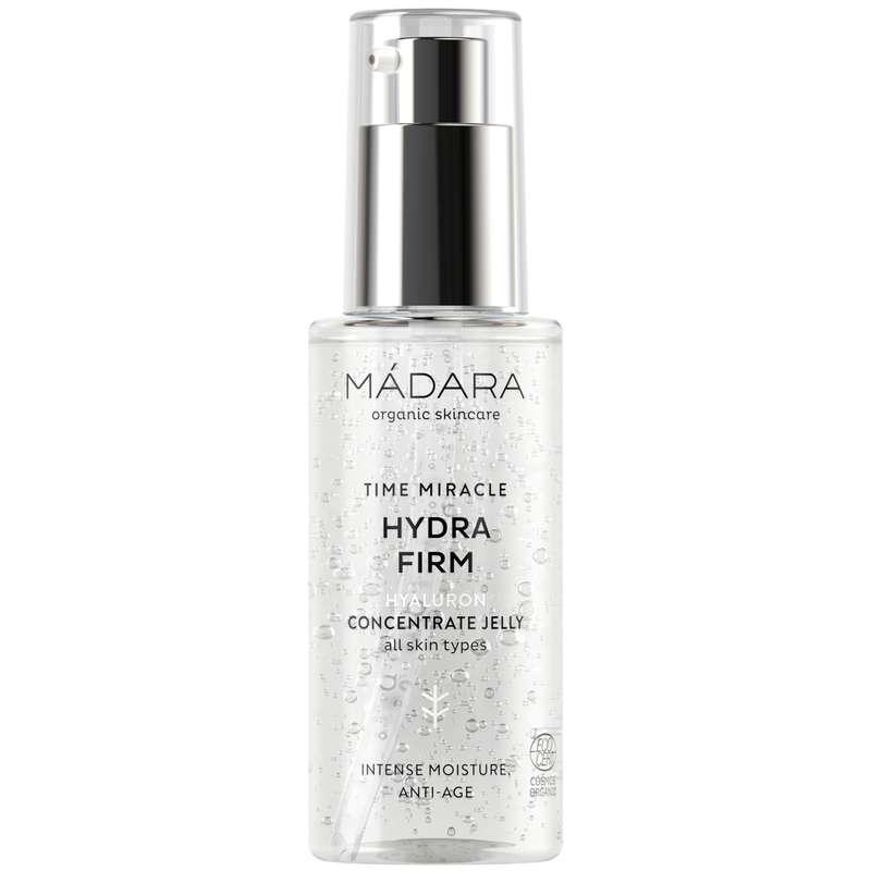 Gel concentré d'acide hyaluronique Time Miracle BIO, Madara (75 ml)