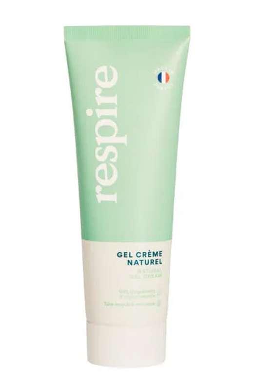 Gel Crème naturel, Respire (50 ml)