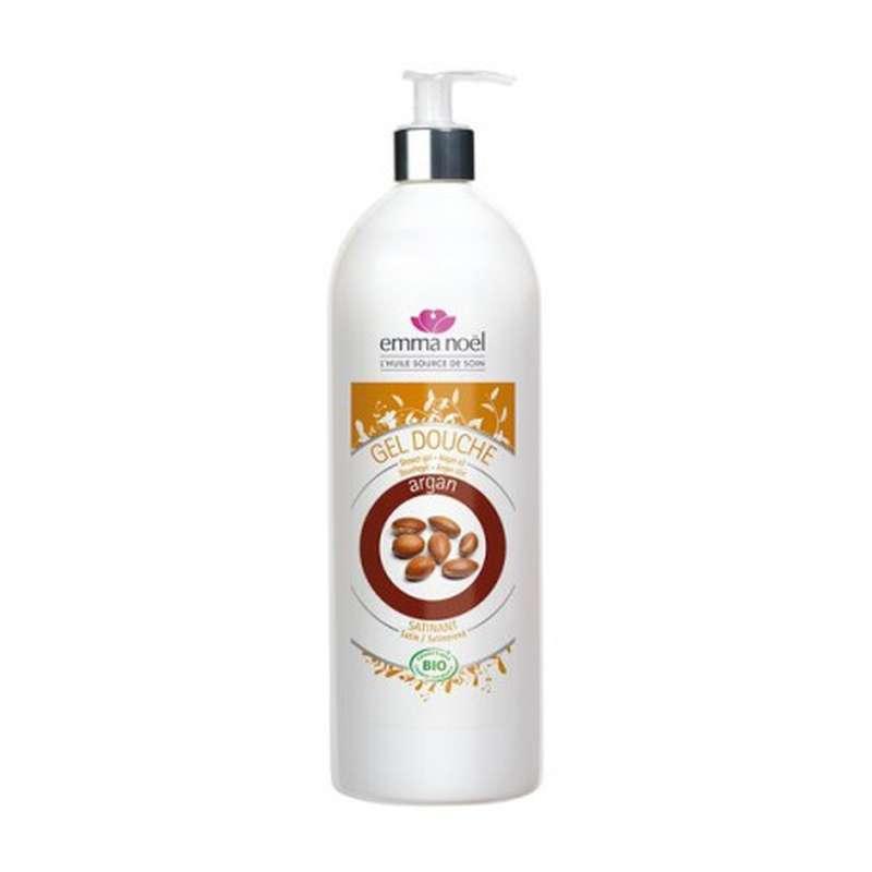 Gel douche à l'huile d'argan BIO, Emma Noel (1 L)