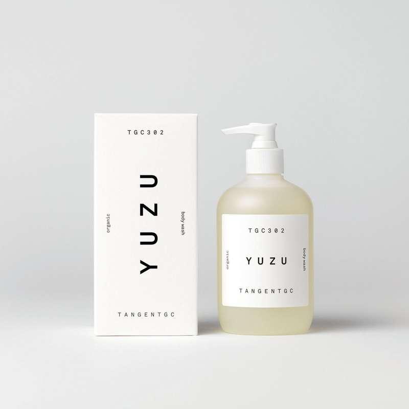 Gel douche parfum Yuzu, Tangent GC (350 ml)