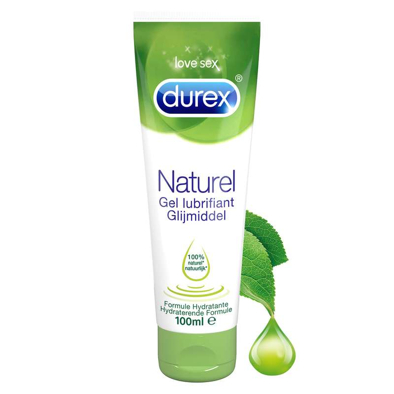 Gel lubrifiant naturel, Durex Play (100 ml)
