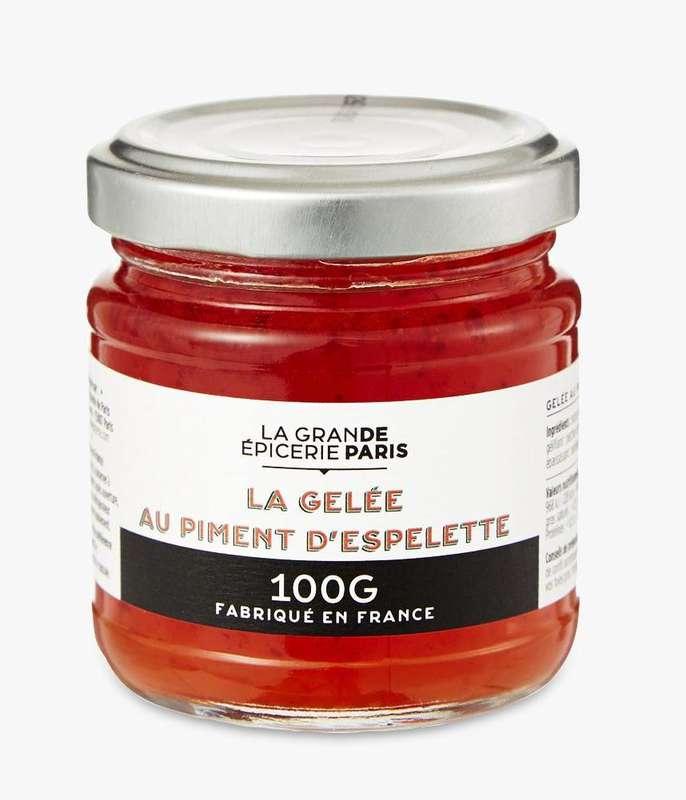 Gélée au piment d'Espelette, La Grande Epicerie de Paris (100 g)