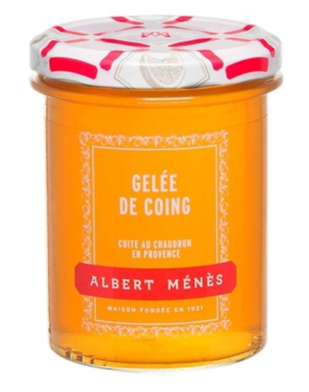 Gelée Extra de Coing, Albert Ménès (280 g)
