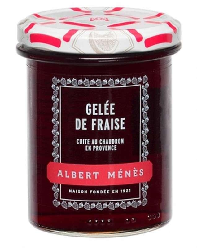 Gelée Extra de Fraise, Albert Ménès (280 g)