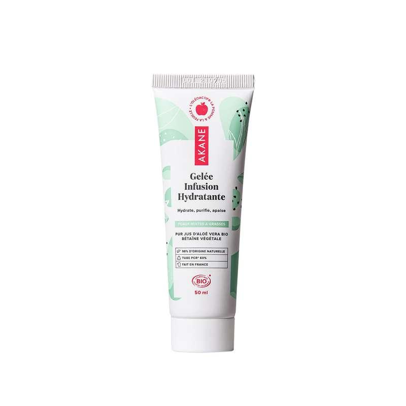 Gelée infusion hydratante BIO, Akane (50 ml)