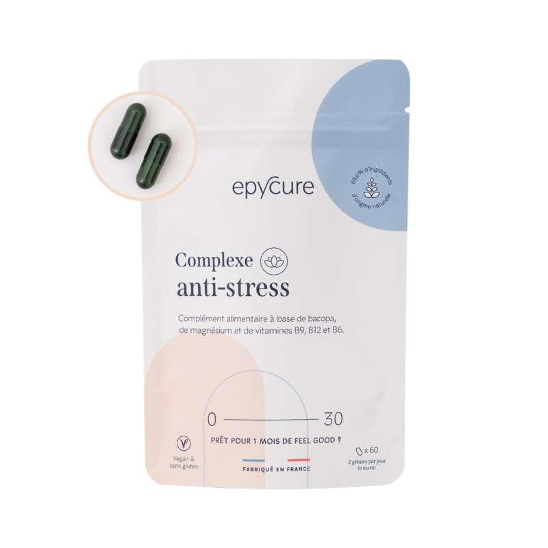 Gélules anti-stress, Epycure (x 60)