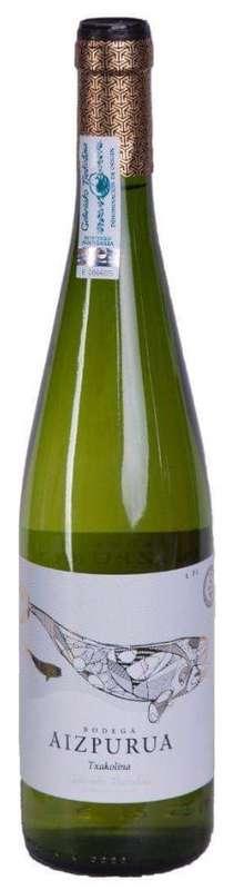 Getaria AOP Aizpurua, Txakoli (75 cl)