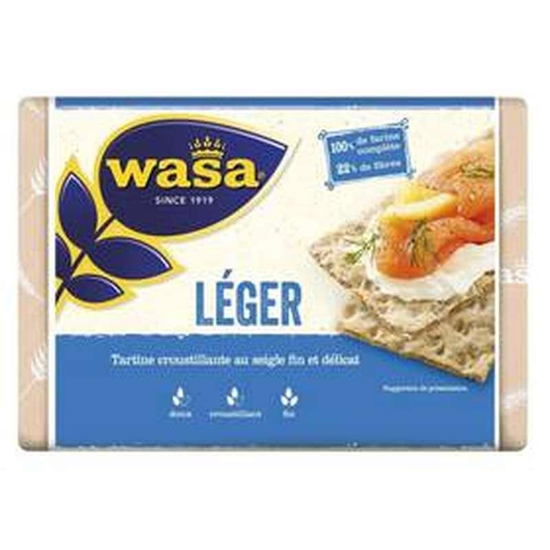 Wasa léger (270 g)