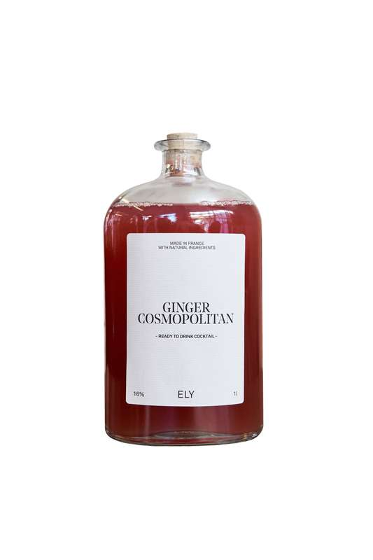 Ginger Cosmopolitan, Ely (1L)