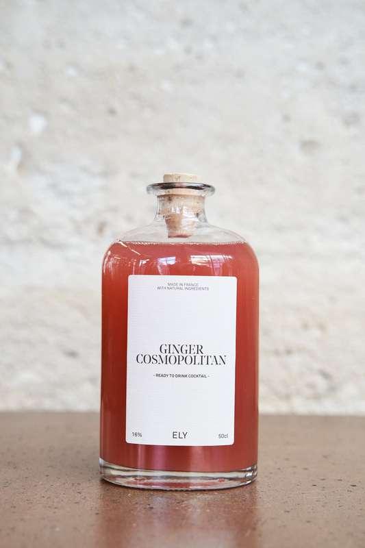 Ginger Cosmopolitan, Ely (50 cl)
