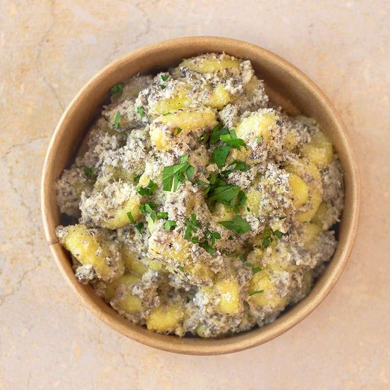 """Gnocchis à la crème de truffe """"tartufo"""" (300 g)"""