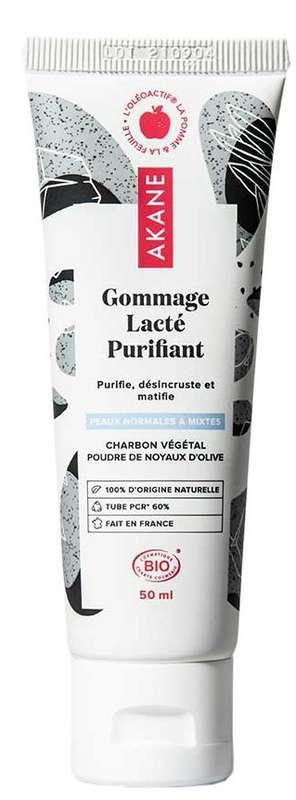 Gommage lacté purifiant BIO, Akane (50 ml)