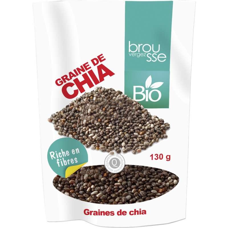Graines de chia, BIO (130 g)