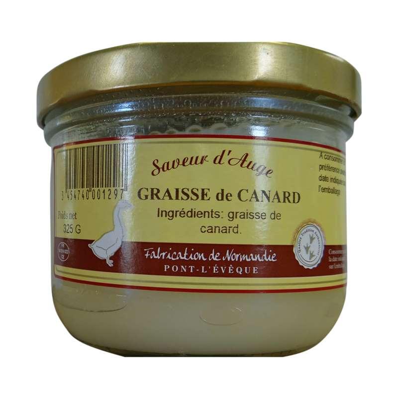 Graisse de canard, Saveur d'Auge (325 g)