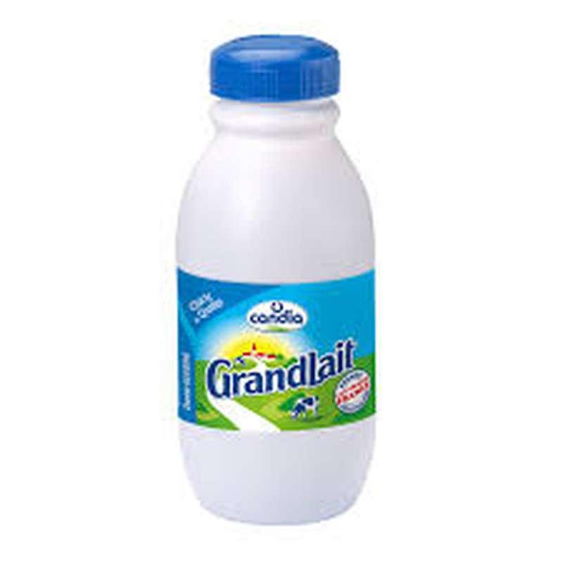 Lait demi-écrémé, Grandlait (50 cl)