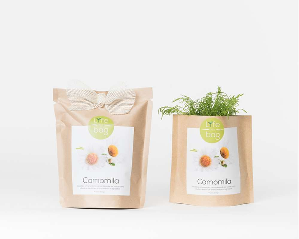 Grow Bag Camomille, Life In a Bag (300 g)