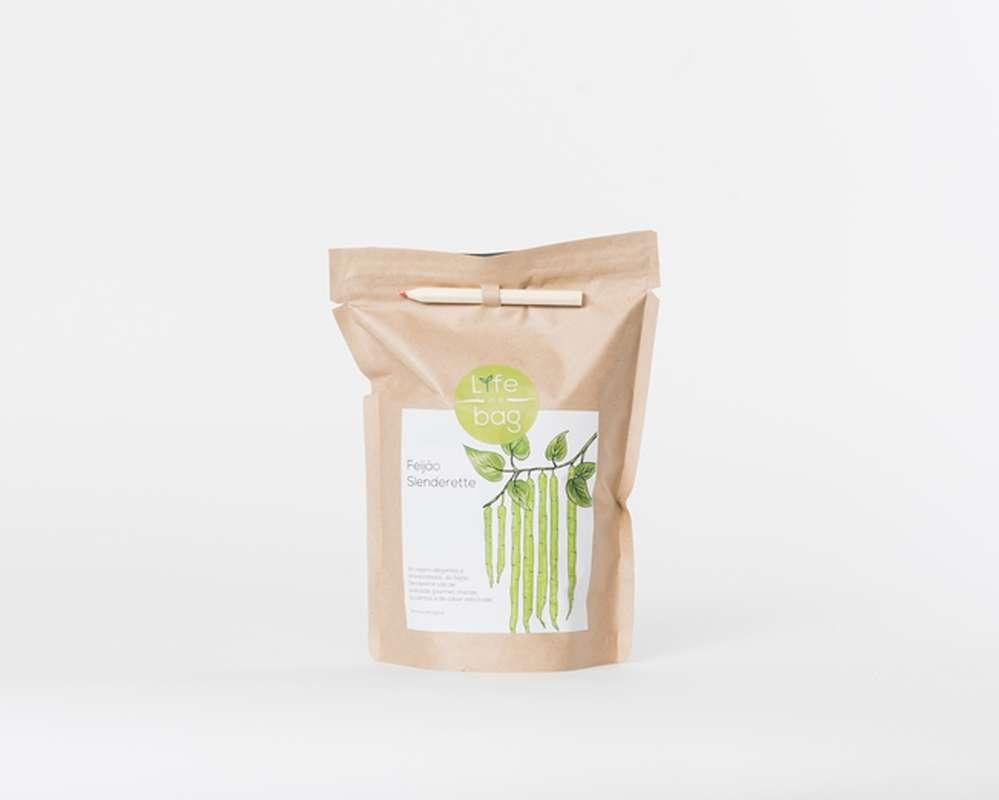 Grow Bag Haricot Slenderette, Life In a Bag (350 g)