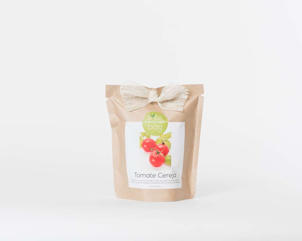 Grow Bag Tomate Cerise, Life In a Bag (300 g)