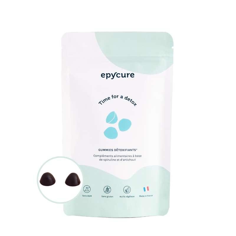 Gummies détox, Epycure (x 60)