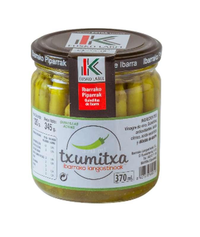 Guindilla Ibarra du Pays Basque Label IGP, Txumitxa (120 g)