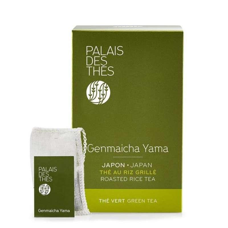 Thé vert Genmaicha Yama, Palais des Thés (x 20)