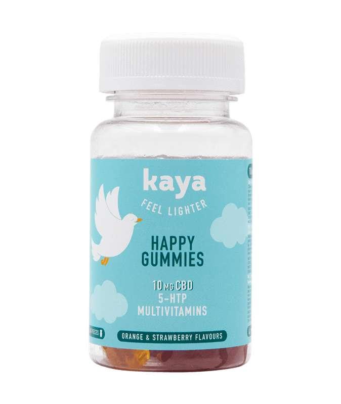 Happy Gummies 10mg CBD, Kaya (x30)
