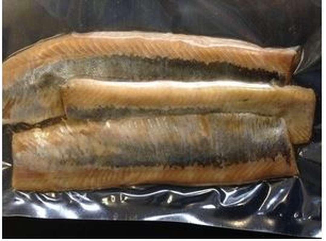 Hareng sauvage fumé de Norvège BIO, issu de la pêche durable, Fumoir des Vallons (190 g)