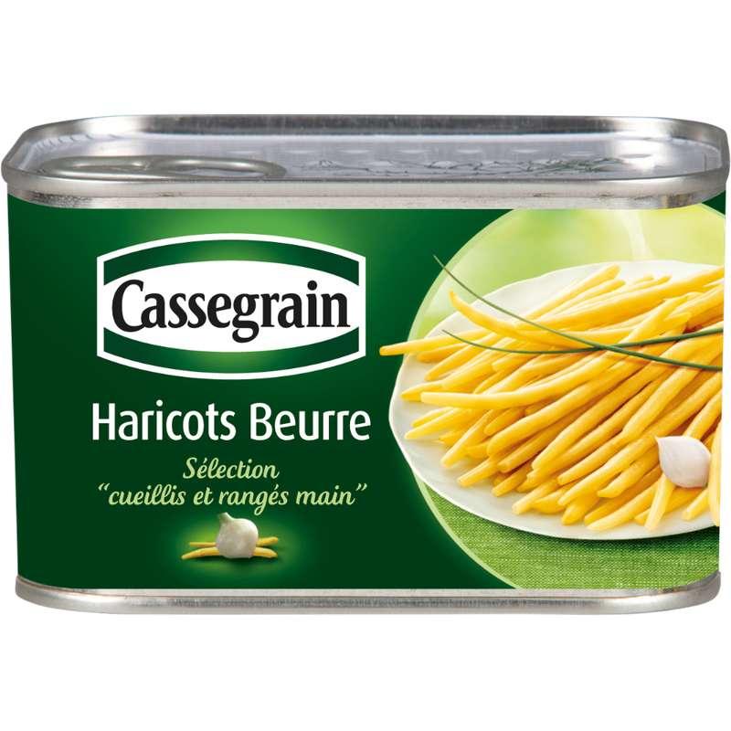Haricots beurre, Cassegrain (220 g)