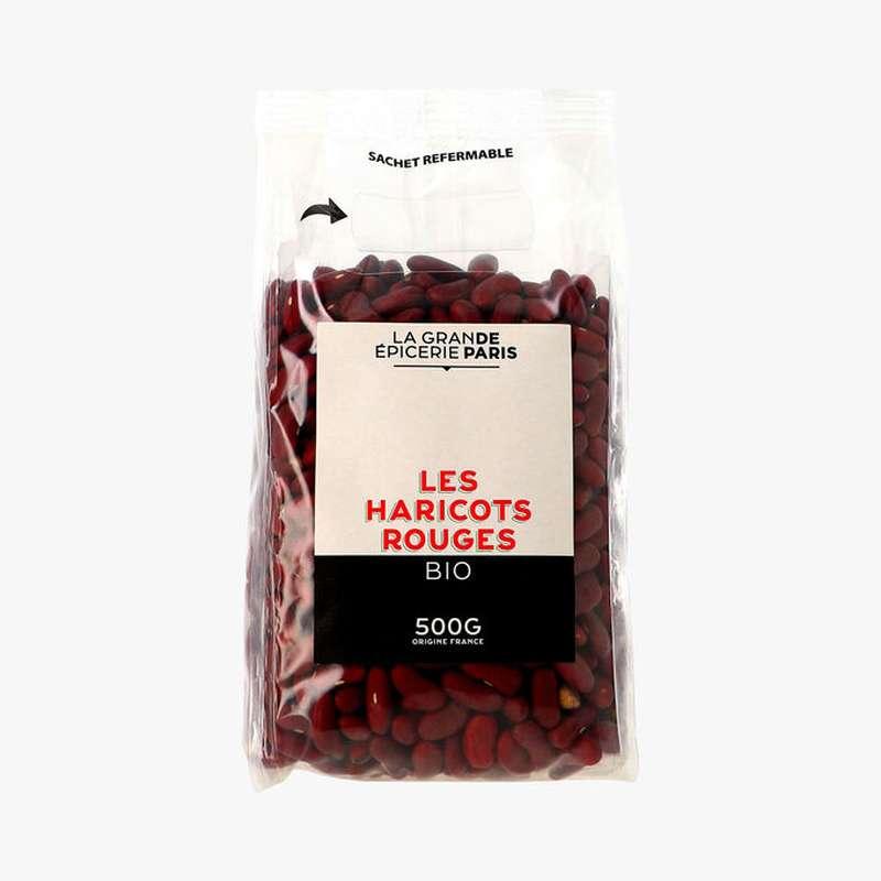 Haricots rouges BIO, La Grande Epicerie de Paris (500 g)