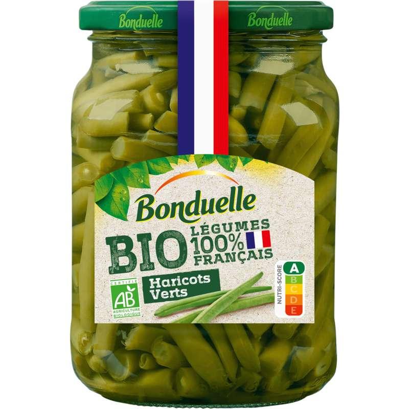 Haricots verts BIO, Bonduelle (280 g)