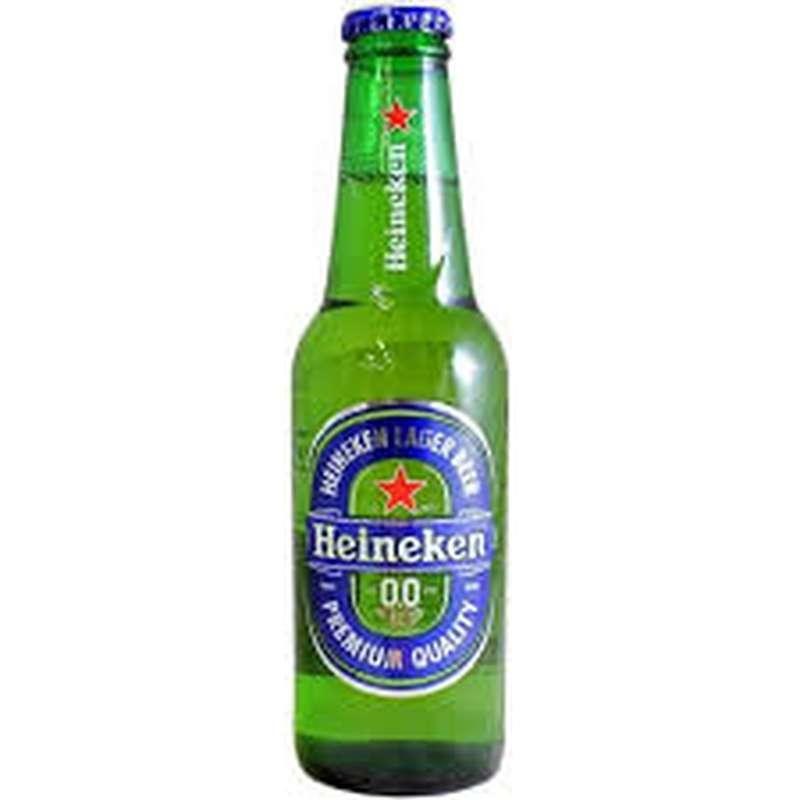 Heineken 0° (25 cl)