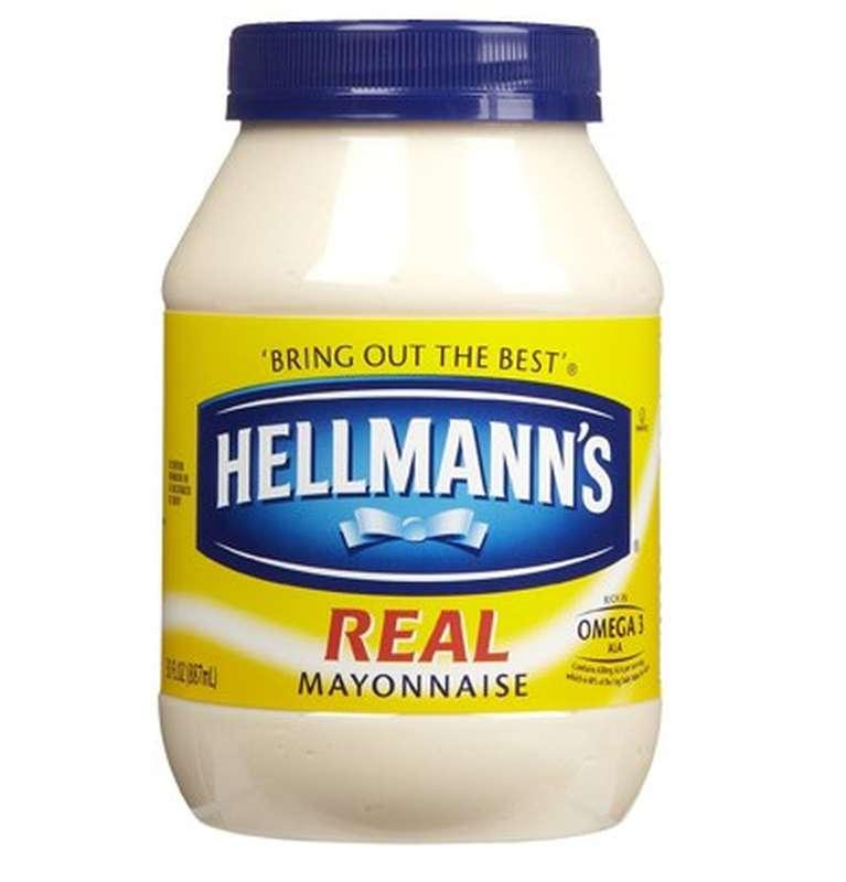 Mayonnaise américaine, Hellmann's (226 g)