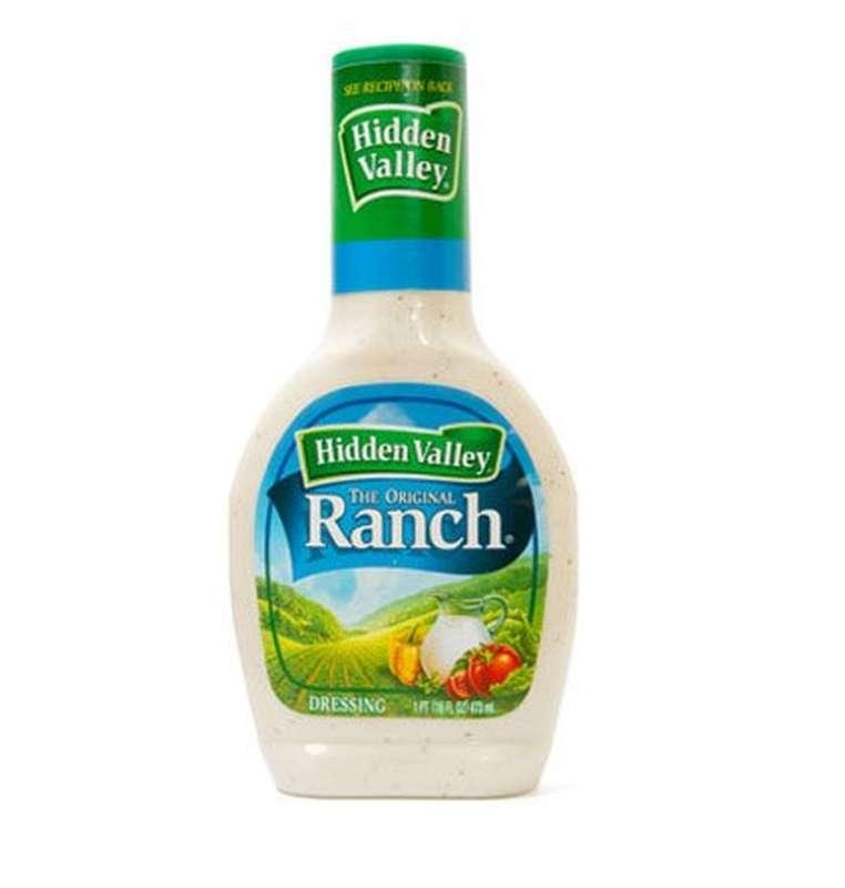 """Sauce salade """"Ranch"""", Hidden Valley (236 ml)"""