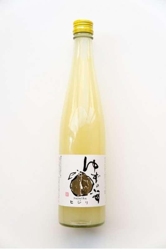 Hijiri Yuzushu/liqueur de yuzu (50 cl)