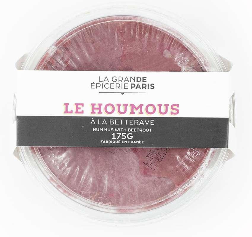 Houmous à la betterave, La Grande Epicerie de Paris (175 g)