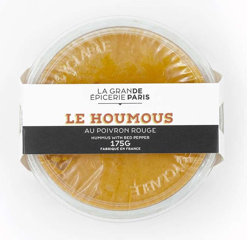 Houmous aux poivrons, La Grande Epicerie de Paris (175 g)