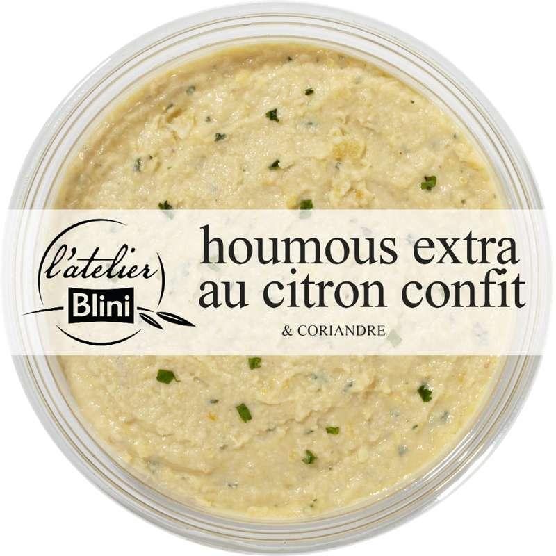 Houmous citron confit, L'atelier Blini (175 g)