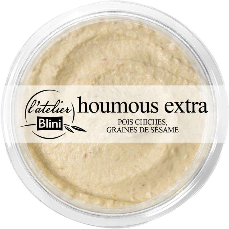 Houmous extra, L'atelier Blini (175 g)