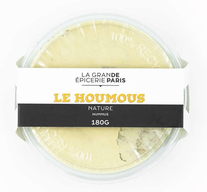Houmous nature, La Grande Epicerie de Paris (175 g)
