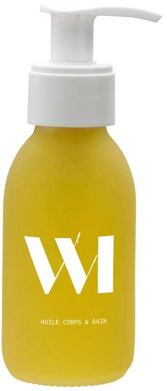 Huile corps et bain BIO, What Matters (90 ml)