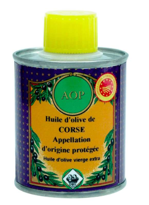 Huile d'olive AOP Corse, Nicolas Alziari (100 ml)