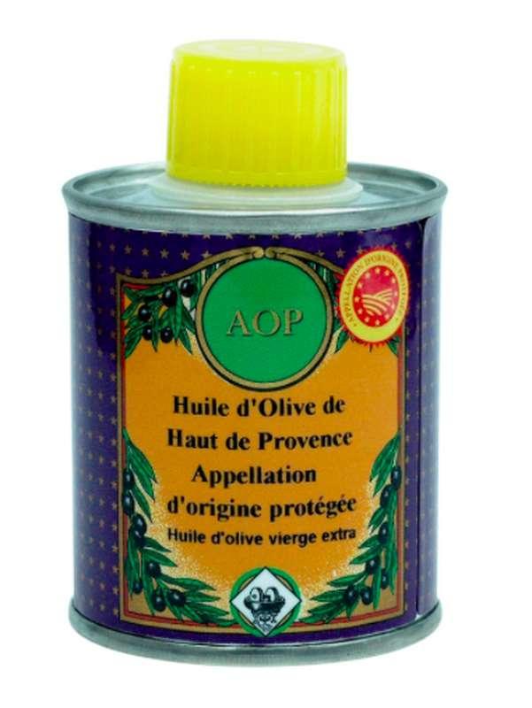 Huile d'olive AOP Haute Provence, Nicolas Alziari (100 ml)