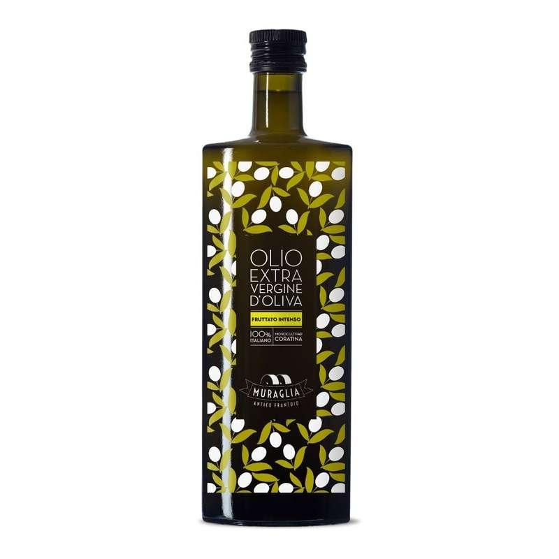 Huile d'olive fruitée intense, Muraglia (25 cl)