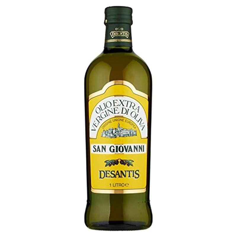 Huile d'olive extra vierge San Giovanni, De Santis (1 L)
