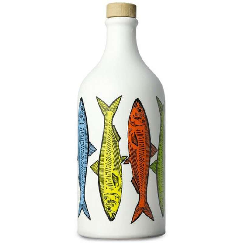"Huile d'olive extra vierge ""sardine"", Muraglia (50 cl)"