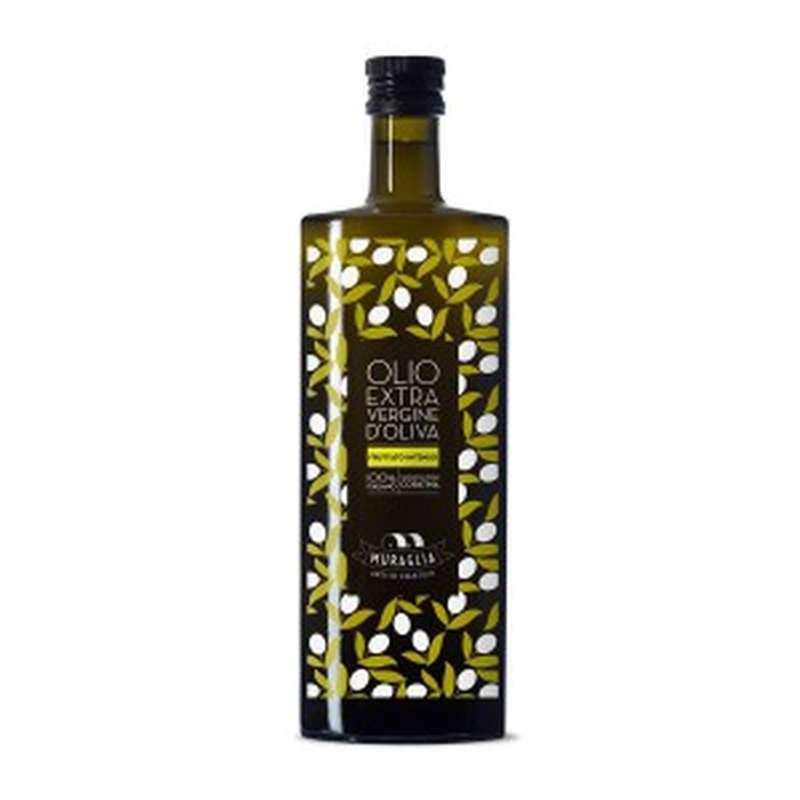 Huile d'olive fruitée moyenne, Muraglia (25 cl)