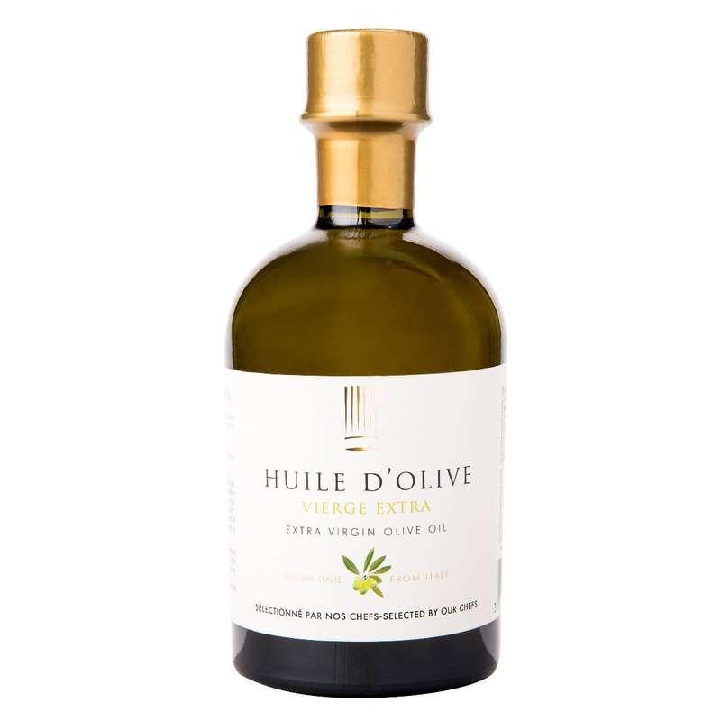 Huile d'olive vierge Extra, Les Toques Blanches du Monde (25 cl)