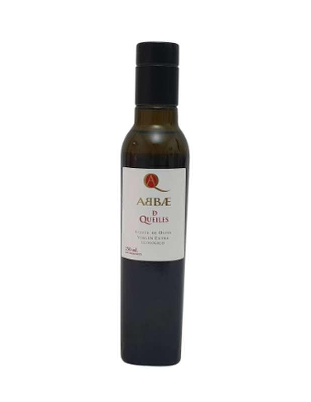 Huile d'olive vierge extra premium BIO, Abbae de Queiles (250 ml)
